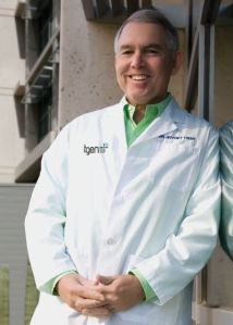 Dr. Jeffrey Trent, President and Research Director of TGen, is the study's senior author.