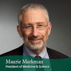 Maurie Markman, M.D.